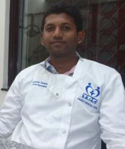 Dr. Abhinav Talekar BDS, MDS