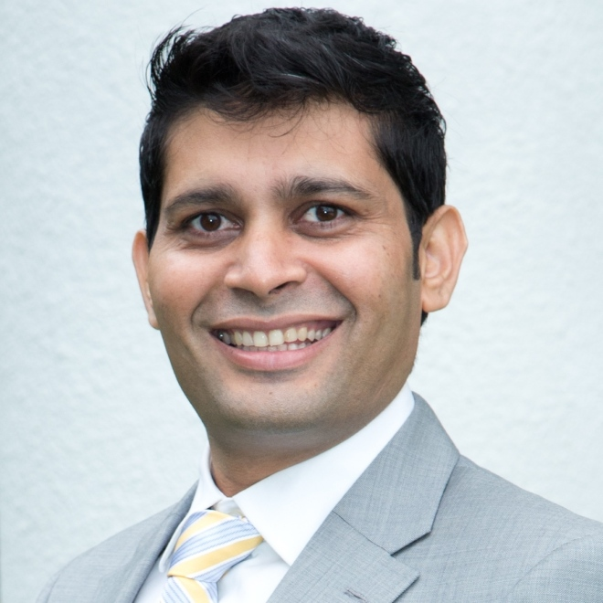 Mitesh Bohra, Co-founder and CEO