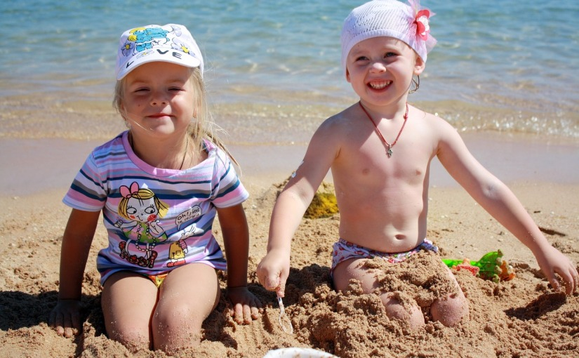 A Bright and Healthy Summer for YourKids!